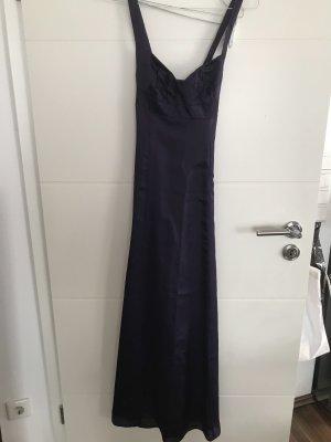 Kleid Abendkleid lila Gr 36/38 lang