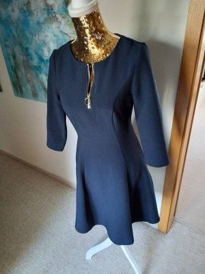 Mint&berry Longsleeve Dress dark blue