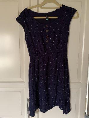 Alife & Kickin Mini Dress dark blue