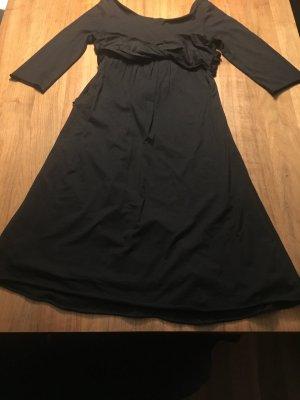 American Vintage Mini Dress black cotton