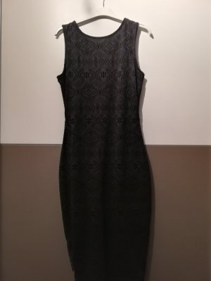 Amisu Lace Dress black