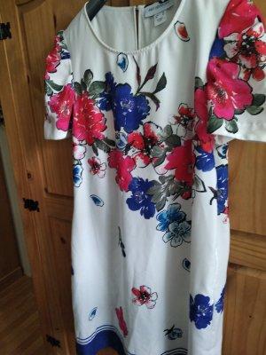 Amy Vermont Vestido línea A multicolor