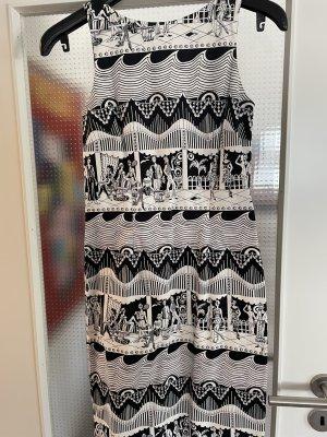 Apart Fashion Manteljurk wit-zwart