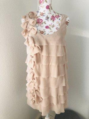 Kleid Aprikose
