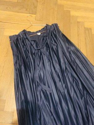Kleid ARKET - wie neu! Dunkelblau Sommerkleid Gr. L COS ZARA edel - versandkostenfrei!!