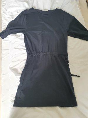 armedangels Robe Sweat bleu foncé