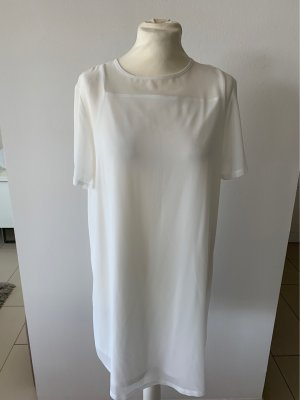 Asos Midi Dress natural white-white
