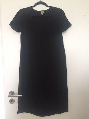 Asos Robe mi-longue noir