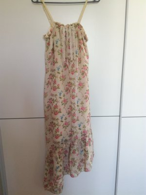 Kleid asymmetrisch/Chiffonkleid