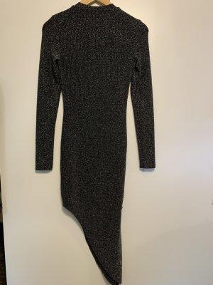 Kleid asymmetrisch Glitzer