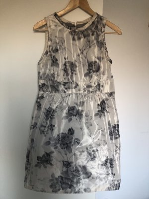 Pietro Filipi Empire Dress light grey