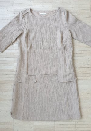Kleid aus gekrepptem Stoff, Gr.38