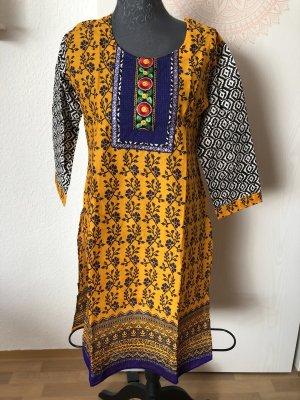 Hippie Dress multicolored