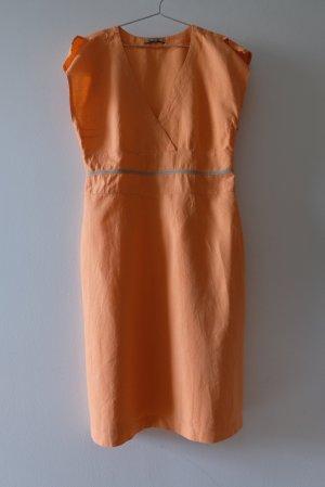 Genetic denim Summer Dress light orange