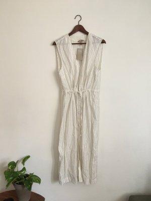 Kleid aus Leinenmischung