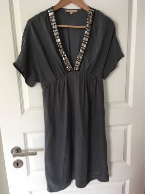 Kleid aus Seide von Sandro T2 38 neu