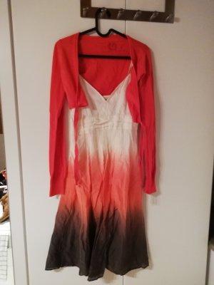 Kleid aus Seidenmischgewebe