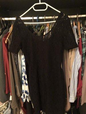 Bodyflirt Robe en dentelle noir