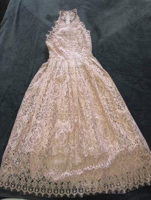 Asos Kanten jurk veelkleurig
