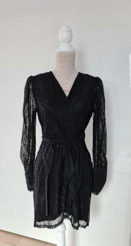 Orsay Robe en dentelle noir