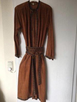 Kleid aus Wild Leder  Original Roberto Cavalli  Gr. 36/S - NP €650 Einmal getragen/ NP €650
