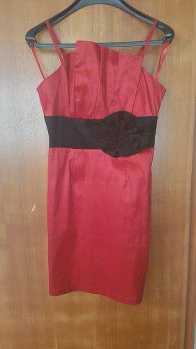 Bodyflirt Suknia balowa czerwony