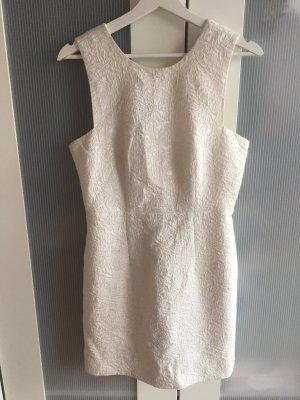H&M Pencil Dress natural white