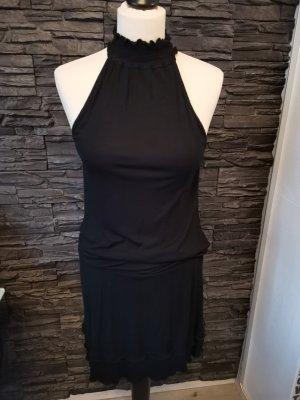 Lascana Robe épaules nues noir