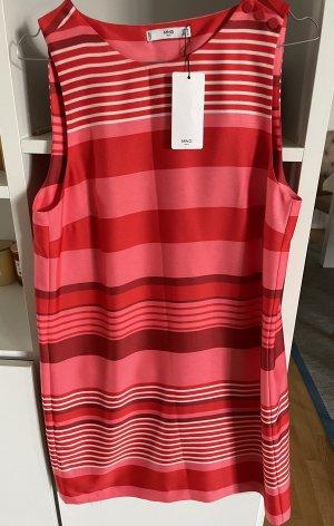 Mango Summer Dress multicolored