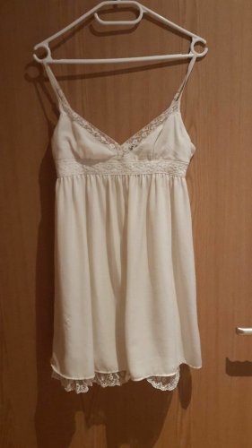 Babydoll Dress cream