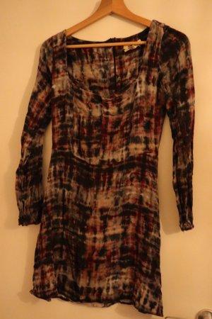 Pull & Bear Mini vestido multicolor