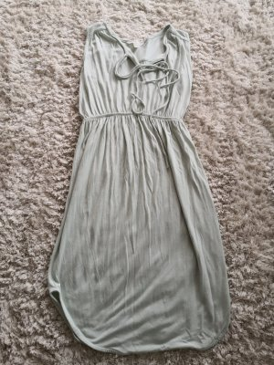 Woman Collection H&M Robe en jersey gris vert