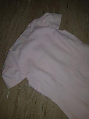 keine Chiffon jurk rosé