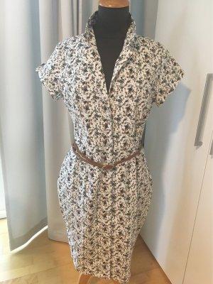 Fever london Shirtwaist dress multicolored cotton