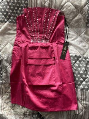Bandeau Dress pink