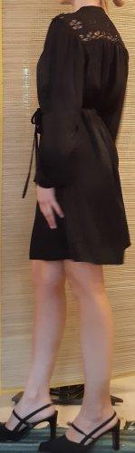 Vila Shirtwaist dress black