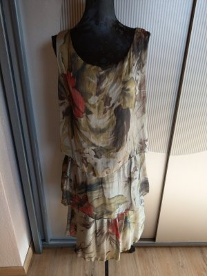Made in Italy Tunic Dress beige