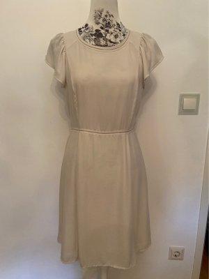 Kleid, beige, S