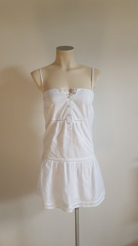 Burberry Pinafore dress white