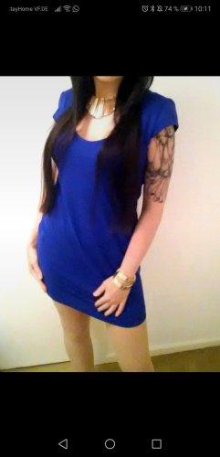 Kleid blau basic