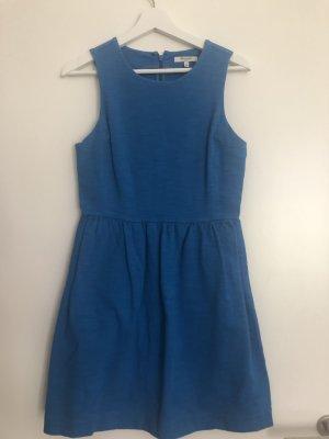 Kleid blau Gr. M mit Taschen