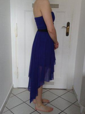 Tally Weijl Robe de bal bleu-violet polyester