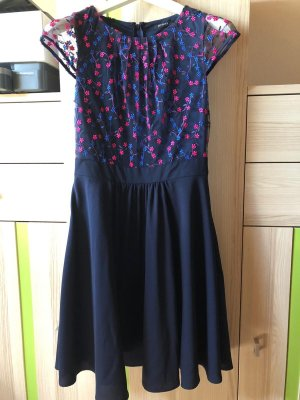 Orsay Petticoat Dress dark blue-pink
