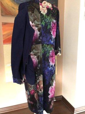 Kleid+Blazer-Kombi Gr.44/aus Mamas Schrank