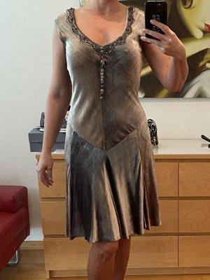 Blugirl Blumarine Sukienka koktajlowa szary