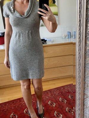 Blugirl Blumarine Gebreide jurk grijs