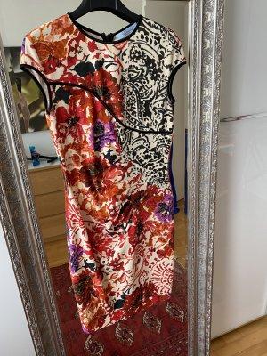 Blumarine Mini Dress multicolored