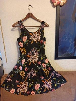 Kleid Blumen Gr. 38 Neu mit Etikett