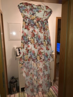 Kleid Blumen Maxi #mango #zara #gucci Style Blogger