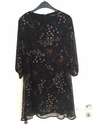 Reserved Robe chiffon multicolore